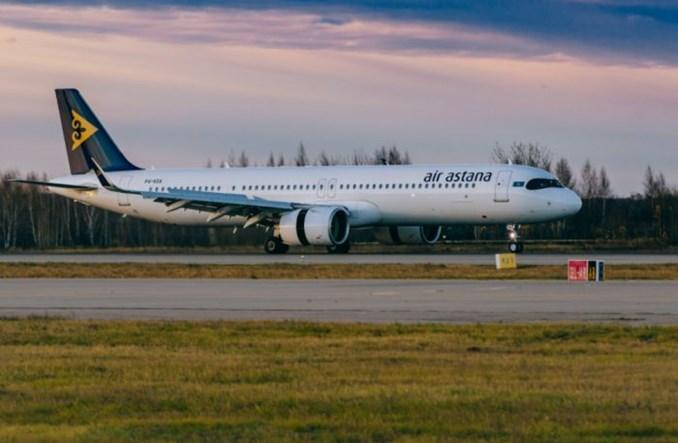 Air Astana uruchomią nową trasę do Gruzji