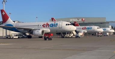 Chair Airlines przyleciały do Polski z rywalem Legii Warszawa