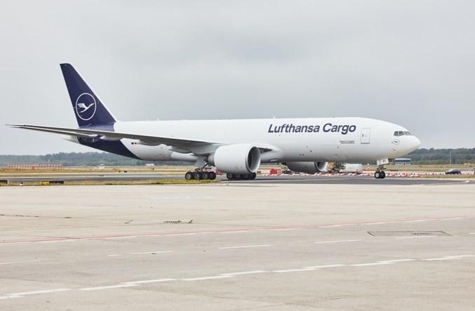 Dziewiąty Boeing 777F we flocie Lufthansy Cargo
