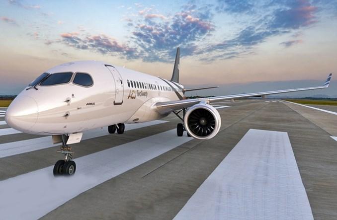 Airbus Corporate Jets ogłasza biznesowego ACJ TwoTwenty. Comlux pierwszym klientem