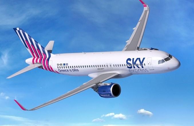 SKY express zamawia cztery airbusy A320neo