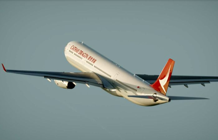 Cathay Pacific Group: Masowe zwolnienia i koniec marki Cathay Dragon