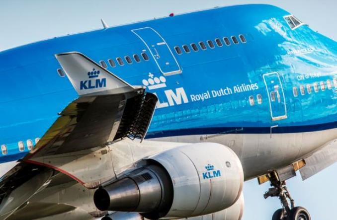 B747 KLM po raz ostatni wylądował w porcie Schiphol (Zdjęcia)