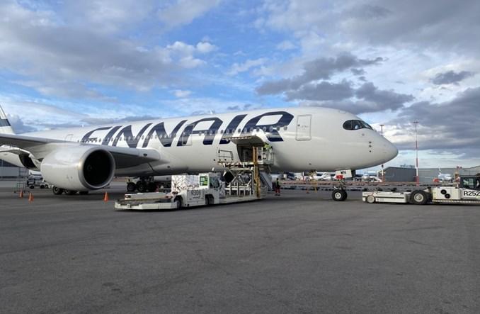 Finnair przygotowuje się do transportu szczepionek na COVID-19