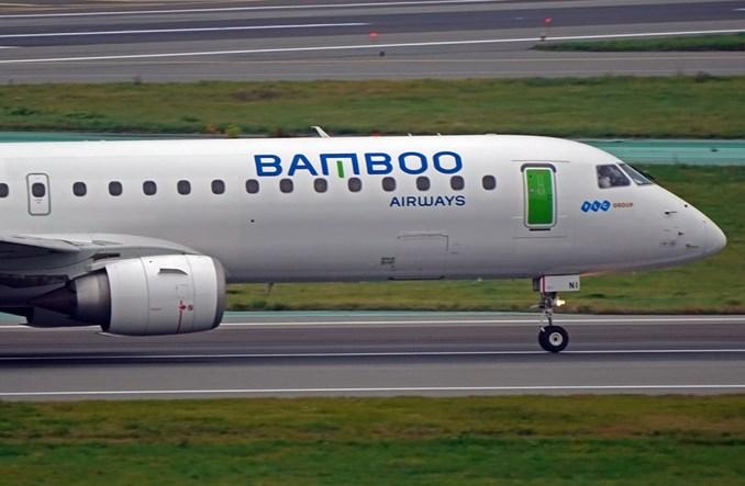 PLL LOT wysyła dwa E195 do Wietnamu dla Bamboo Airways