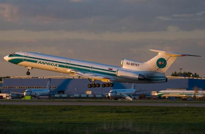Koniec epoki Tupolewów. Tu-154 odbył w Rosji swój ostatni lot