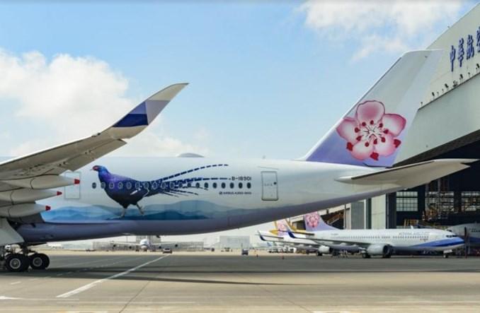 Dzięki cargo linie lotnicze z Tajwanu odnotowują zysk operacyjny w czasie pandemii