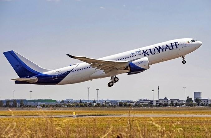 Linie Kuwait Airways odebrały pierwsze dwa airbusy A330-800neo