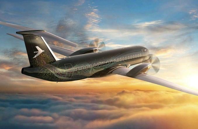 Embraer prezentuje grafiki nowego samolotu turbośmigłowego. Dostawa w 2027 r.?
