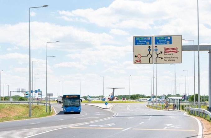 Lotnisko w Budapeszcie zyska dojazd koleją i drogą ekspresową