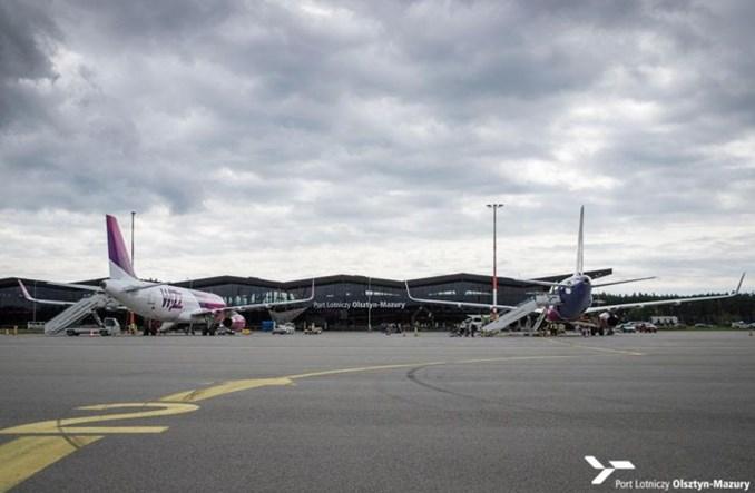 Olsztyn-Mazury: Tylko 675 pasażerów w kwietniu