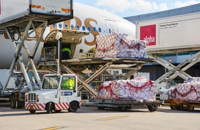 Fracht FWO stale zwiększa wolumeny aircargo