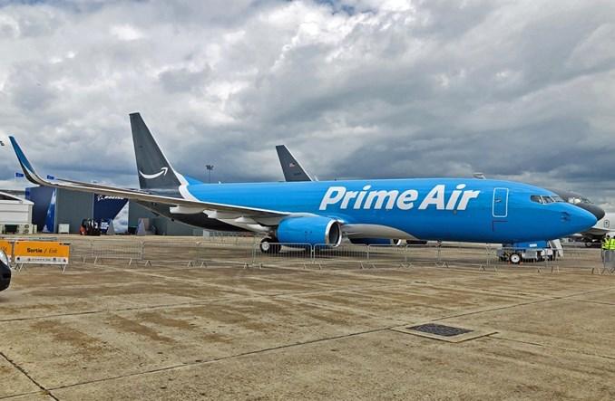 Amazon Air rozpoczyna latanie z lotniska w Lipsku. Pierwsze regionalne centrum w Europie