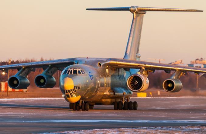 Irkut: Pierwszy MC-21 z rosyjskimi silnikami PD-14 opuścił linię montażu