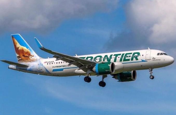 21 nowych tras Frontier Airlines. Zyskają Atlanta, Dallas i Las Vegas