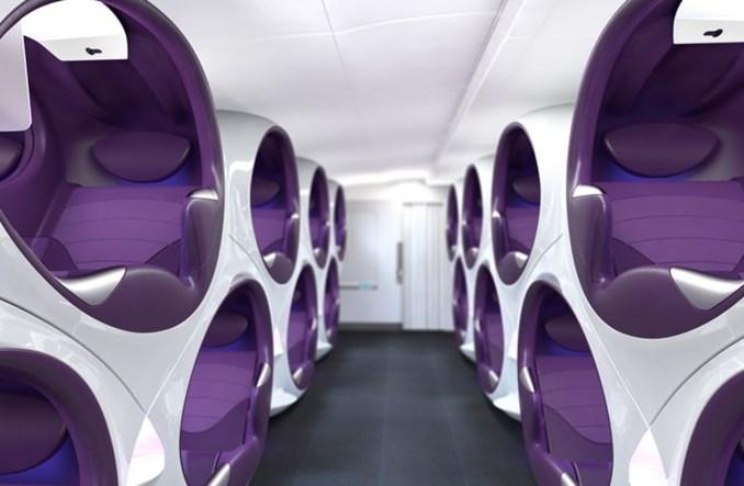 Kapsuły airLair mogą wrócić do oferty dzięki pandemii
