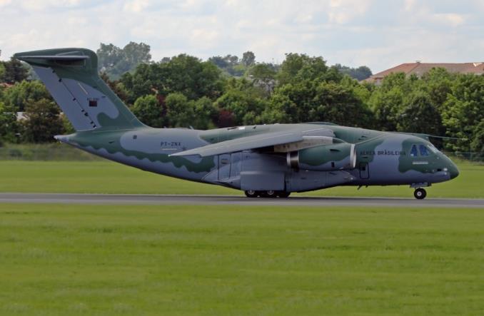 Embraer: Węgry podpisały kontrakt na zakup dwóch KC-390 Millennium