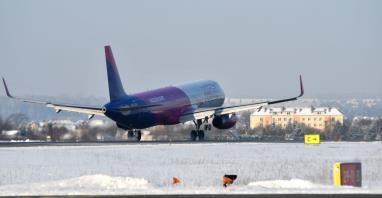 Port Lotniczy Gdańsk gotowy do zimy (Zdjęcia)