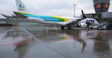 LOT: Embraer w malowaniu Warmii i Mazur (Zdjęcia)