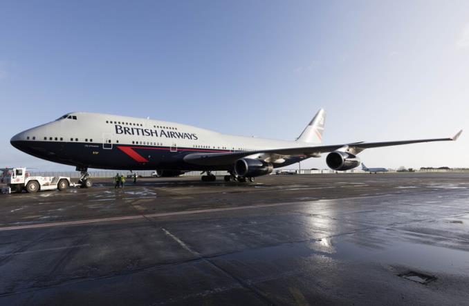 Historyczne Jumbo Jety British Airways zachowane dla przyszłych pokoleń