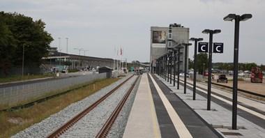 Dania: Kolej do lotniska Aalborg gotowa