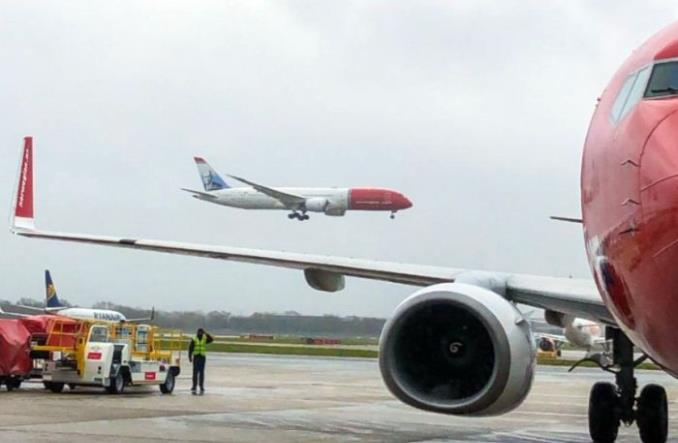Marny listopad Norwegian Air. Rekordowy spadek RPK