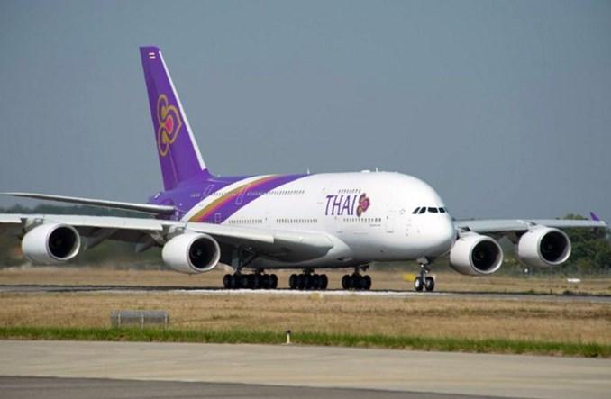 Thai Airways próbują sprzedać dwa A380