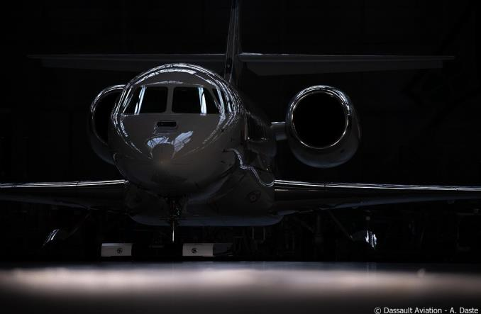 Dassault Aviation zaprezentowało pierwszego Falcona 6X