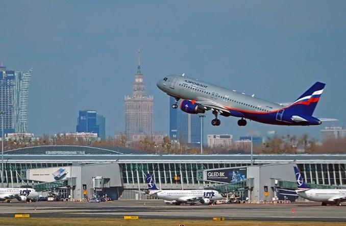 Aerofłot planuje powrót do Warszawy 26 grudnia