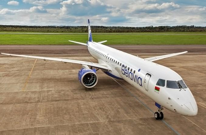 Belavia odebrała pierwszego embraera E195-E2