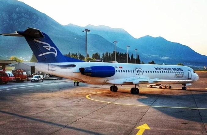 Upadek Montenegro Airlines. Będzie nowy przewoźnik Czarnogóry