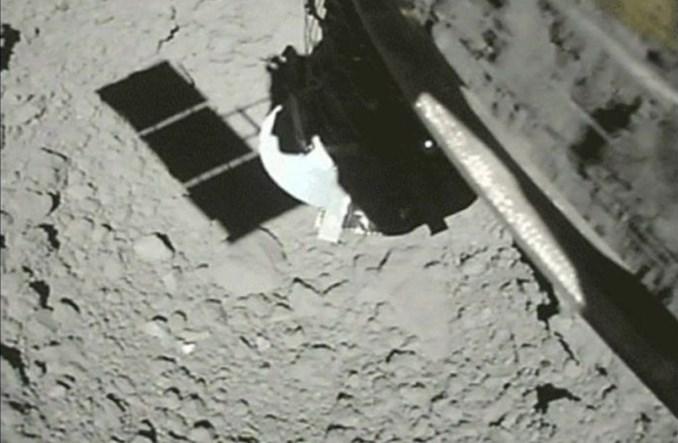 Sukces japońskiej sondy. Górnictwo kosmiczne coraz bliżej?