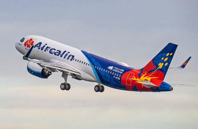Linie Aircalin odebrały pierwszego airbusa A320neo