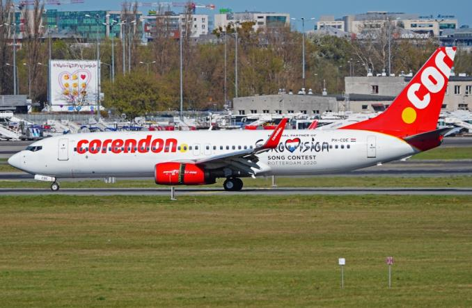 Corendon Airlines polecą z Rzeszowa do Antalyi