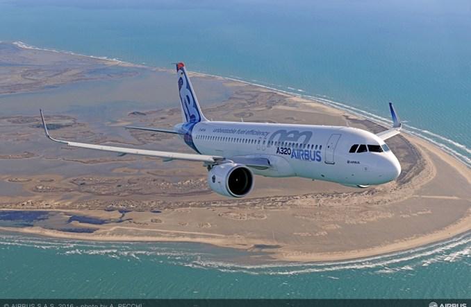 Airbus dostarczył 566 samolotów w 2020 roku. Pomogły e-dostawy