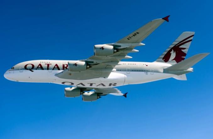 Najwyżej połowa floty A380 linii Qatar Airways znów kiedyś poleci