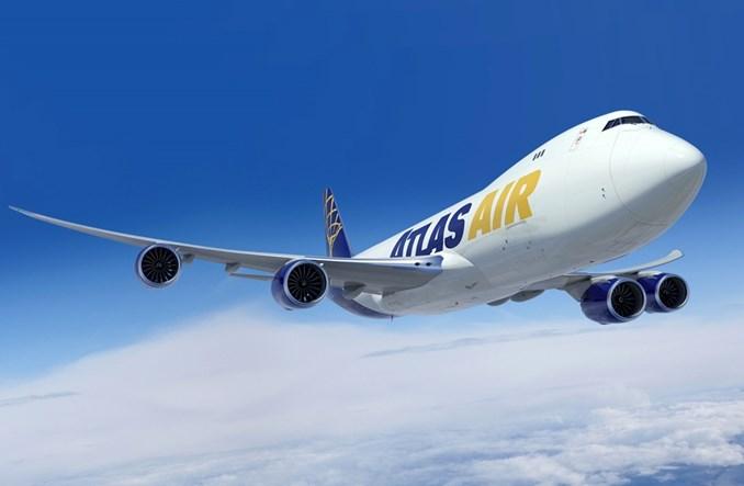 Atlas Air zamawia cztery B747-8F. To ostatnie zamówienie boeinga B747