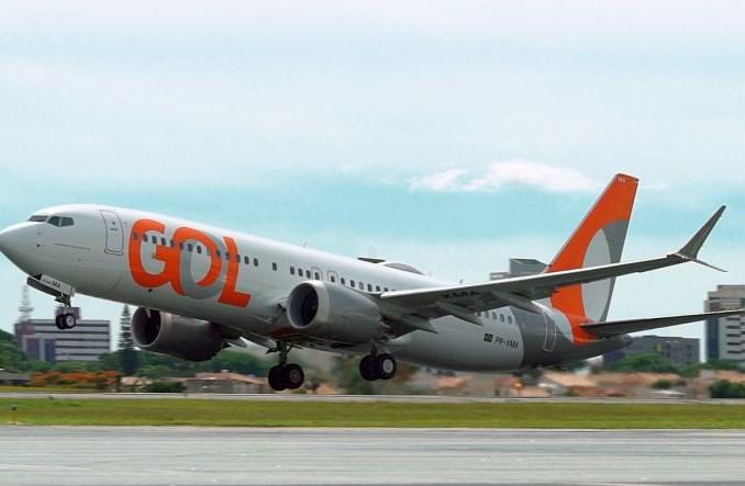 GOL zaplanował w styczniu 1111 lotów boeingami 737 MAX