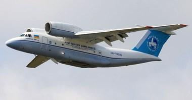 Ukraina rozważa wznowienie produkcji An-74. Na potrzeby wojska