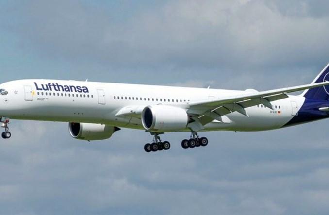 Lufthansa poleci najdalej w swojej historii. Prawie 13,5 tys. km rejsu na Falklandy