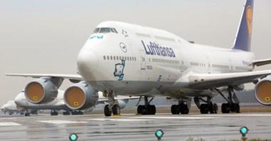 Frankfurt: Spadki pasażerów, operacji lotniczych i cargo