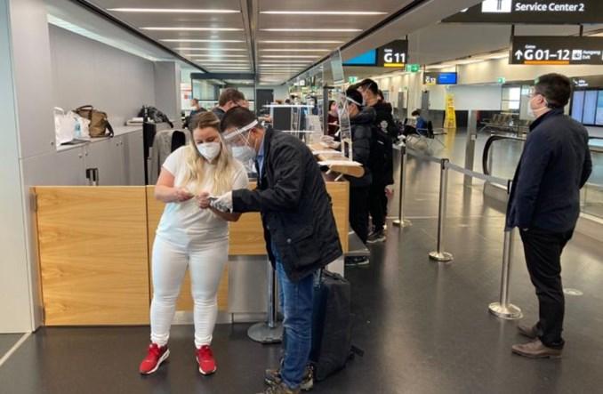 Nowe regulacje dot. maseczek dla pasażerów w Niemczech i Austrii