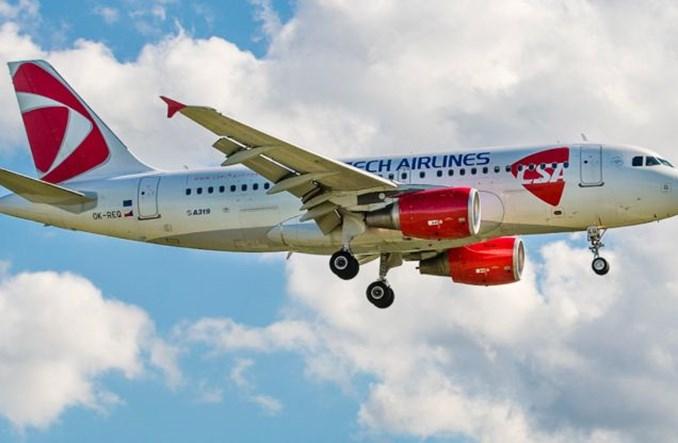 Czech Airlines wdrażają więcej lotów z Pragi do Moskwy