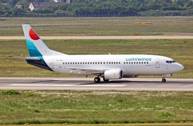 Katowice Airport: Wkrótce start nowych greckich linii Lumiwings