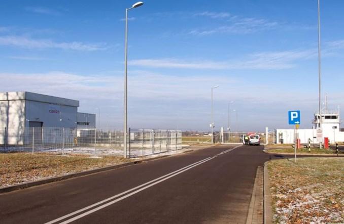 Port Lublin stawia mocniej na cargo. Magazyn już dostępny, terminal w planach