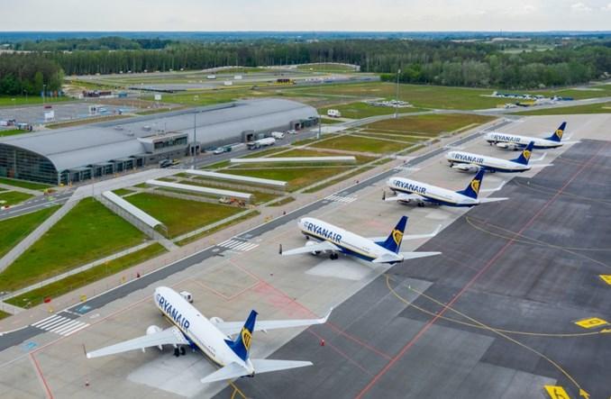 Egis: 10 mln euro na inwestycje w lotnisko Warszawa-Modlin. Mazowsze się zgadza