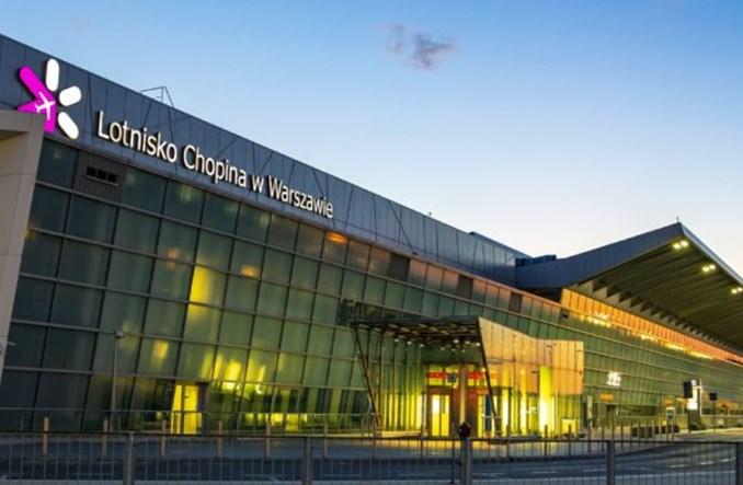 Drugi Mobilny Punkt Pobrań dostępny na Lotnisku Chopina
