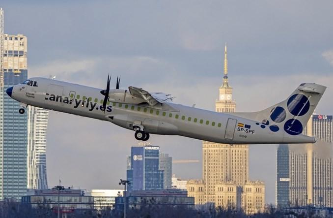 Kolejny ATR 72-500 we flocie linii SprintAir już lata