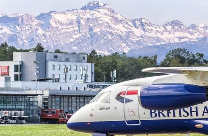 Niewypłacalny Bodensee-Airport. Nie pomogło 2 mln euro wsparcia