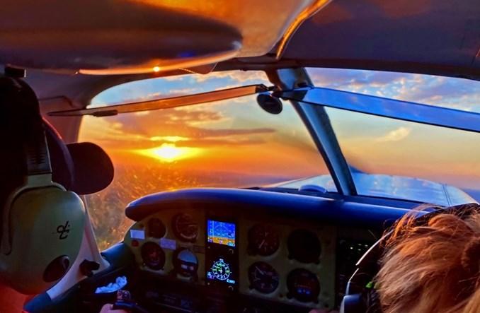 General Aviation w 2020 roku: Wzrost ruchu i rekordowy miesiąc mimo pandemii